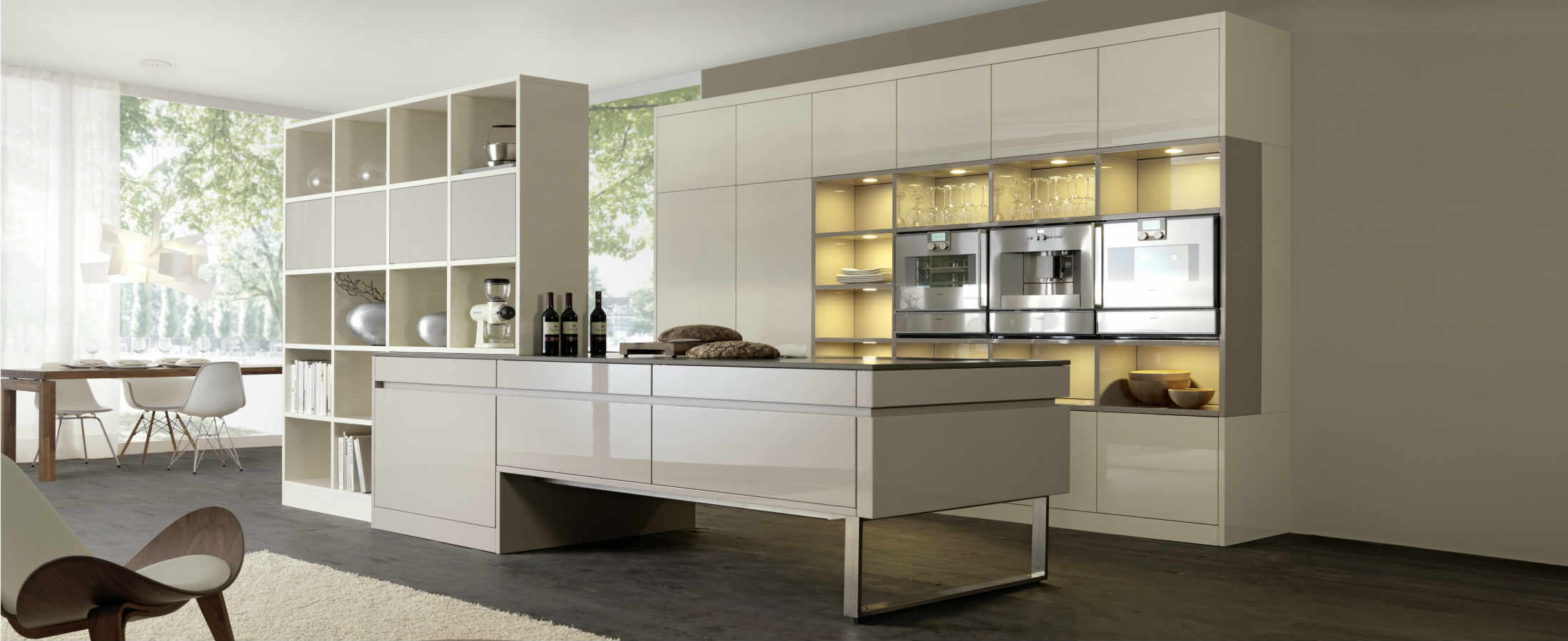 Holik group cocinas for Muebles echeverria